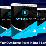Skyrocket Your Conversions With Easy Bonus Builder