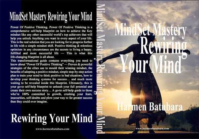 MindSet Mastery Rewiring Your Mind