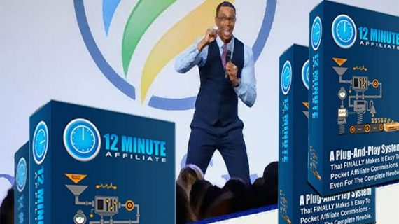12 Minute Affiliate Done for You System