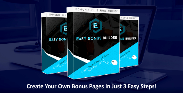 Easybonus Builder : Creating Bonus SkyRocket Your Conversions