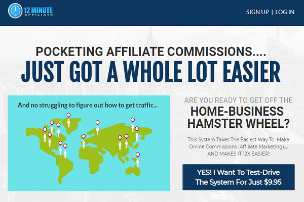 12 Minute Affiliate, Make Money With Done for You System